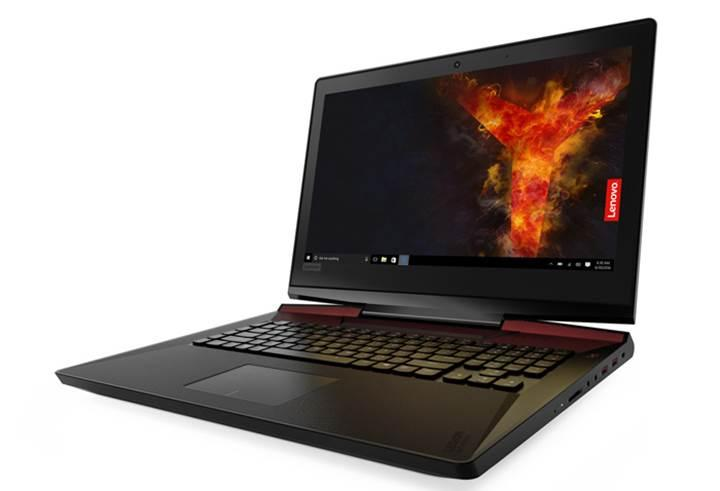 Lenovo Legion Y920 oyuncu dizüstü bilgisayarı satışa sunuldu