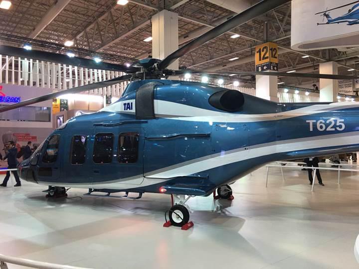 Milli helikopterimiz T625 ile ilgili merak edilenler: Kokpitten röportaj