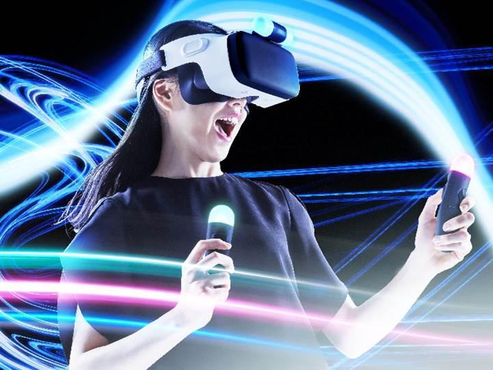 HTC U11 ile uyumlu sanal gerçeklik gözlüğü