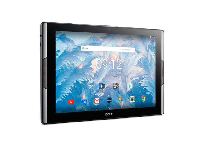Acer'dan Quantum Dot kaplamalı tablet