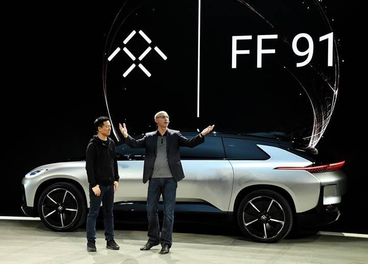 Faraday Future balonu çabuk söndü, şirket yeni yatırımcı arıyor