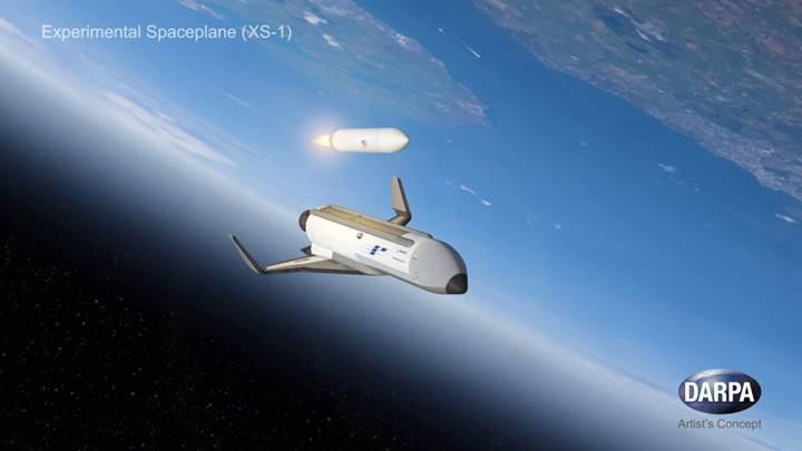 ABD ordusu ve Boeing'den hipersonik uzay aracı