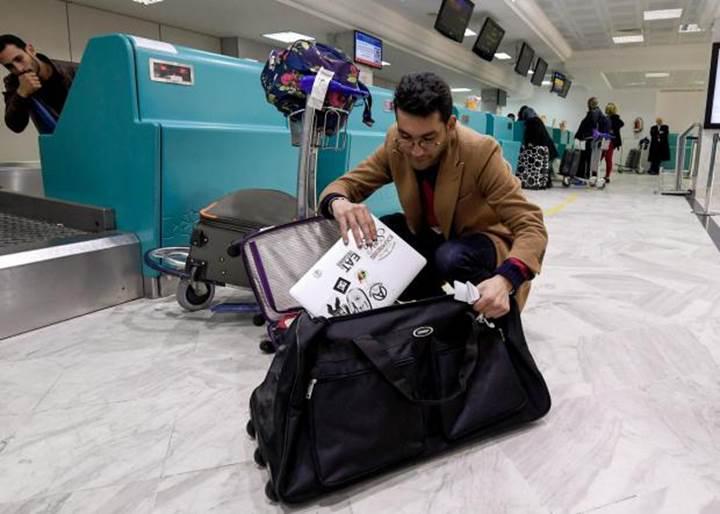 ABD tüm uluslararası uçuşlara laptop yasağı getirebilir