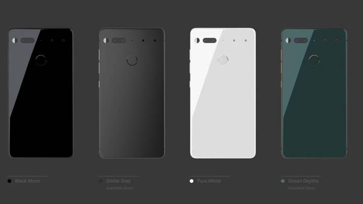 Android'in kurucusundan amiral gemisi katili telefon: Essential Phone