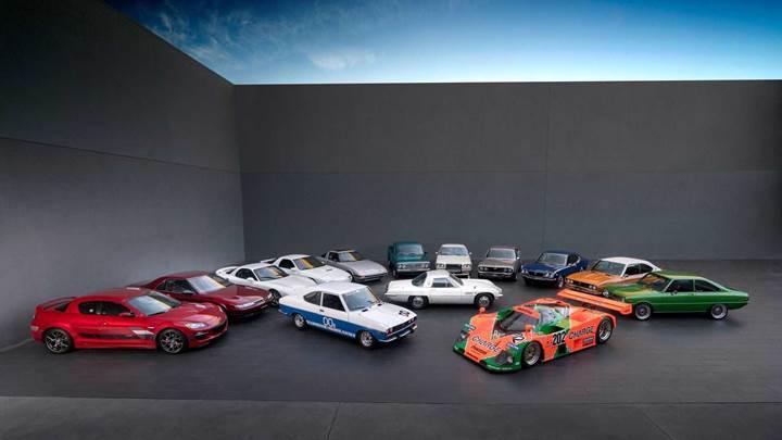 Mazda ve rotary motor birlikteliği 50 yaşında!