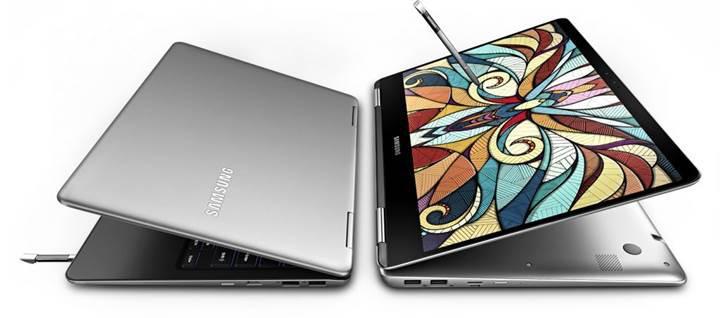 Samsung'dan S Pen'li yeni dizüstü bilgisayar: Notebook 9 Pro