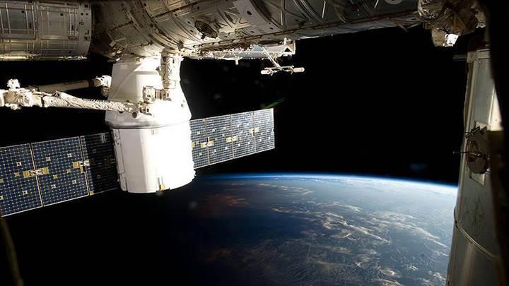 ABD'nin casus uydusu Uluslararası Uzay İstasyonu'na yaklaşıyor