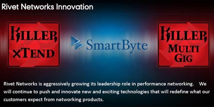 Rivet Networks yeni Killer teknolojilerini duyurdu