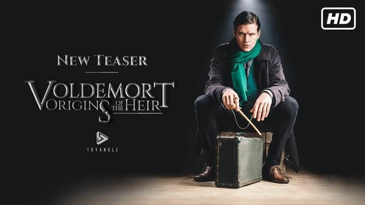Hayran yapımı Voldemort filmi için kısa tanıtım geldi