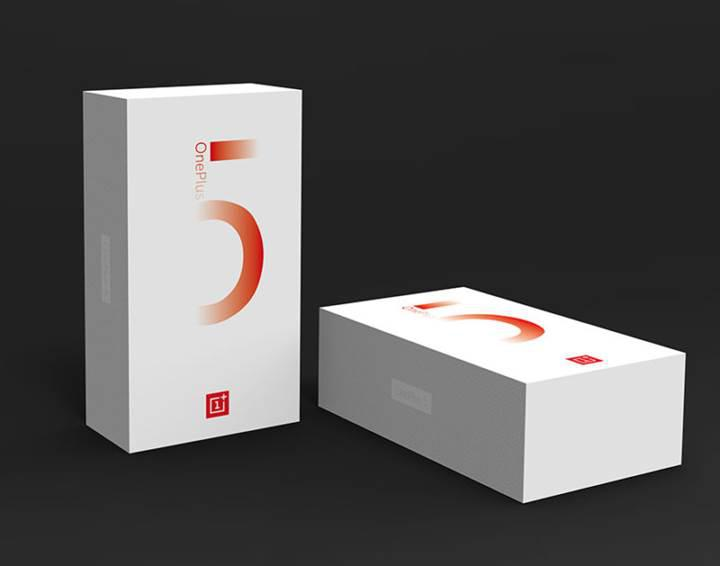 OnePlus 5 yaklaşıyor: Kutu tasarımları oylamaya sunuldu