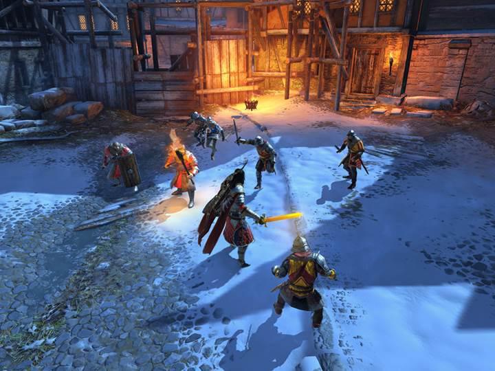 Gameloft imzalı Iron Blade: Medieval Legends indirmeye sunuldu