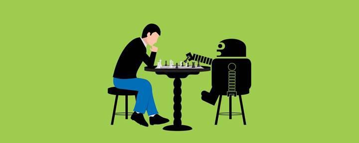 Yapay zeka 45 yıl içinde bütün işleri insanlardan daha iyi yapabilir
