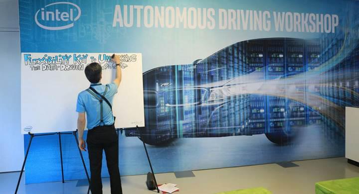 Sürücüsüz otomobiller güvenlik kamerası olarak da kullanılabilirler
