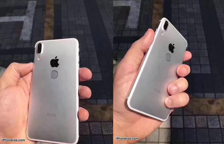 iPhone 8 bu kez çok net şekilde görüntülendi