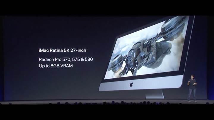 Apple, yeni nesil iMac'i tanıttı