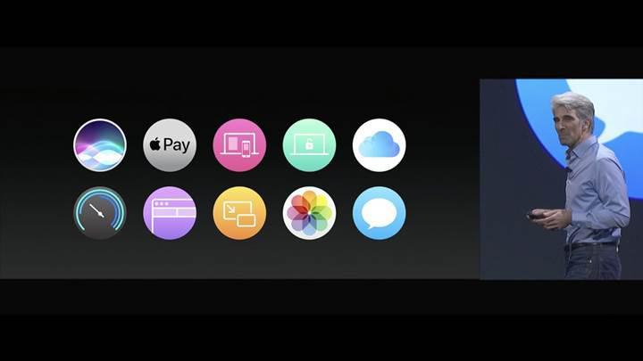 MacOS High Sierra duyuruldu