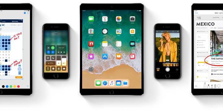 iOS 11 nasıl görünecek? Hangi cihazlara yüklenebilecek?