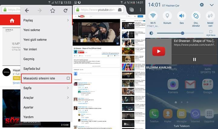 Android ve iOS'ta YouTube videoları nasıl arka planda oynatılır?