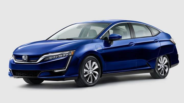 Honda 2018 yılında 2 adet elektrikli araç satışa sunmayı planlıyor