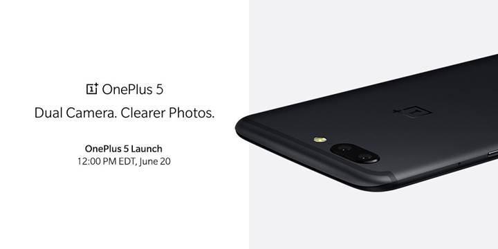 OnePlus 5'in ilk resmi görseli yayınlandı