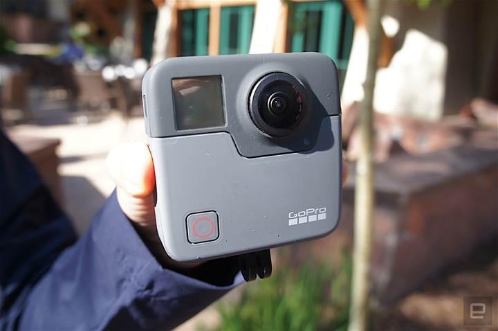 GoPro Fusion duyuruldu