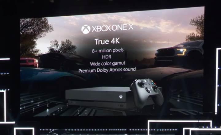 Karşınızda Xbox One X