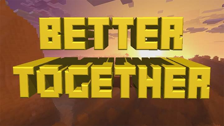 Minecraft oyuncuları tek bir platformda bir araya geliyor