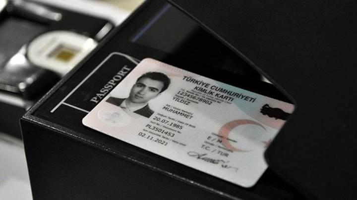 Teslim alınmayan yeni çipli kimlik kartları imha ediliyor