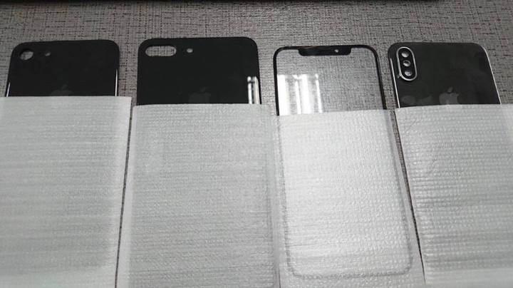 Yeni iPhone 8 sızıntısı cihazın final tasarımını ortaya çıkardı
