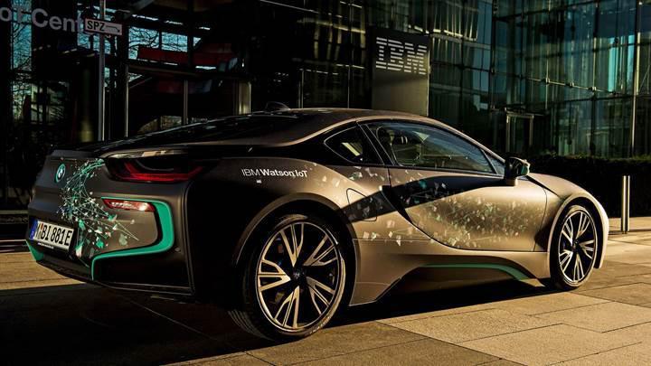 IBM ve BMW bağlı araçlar için ortaklık kurdu
