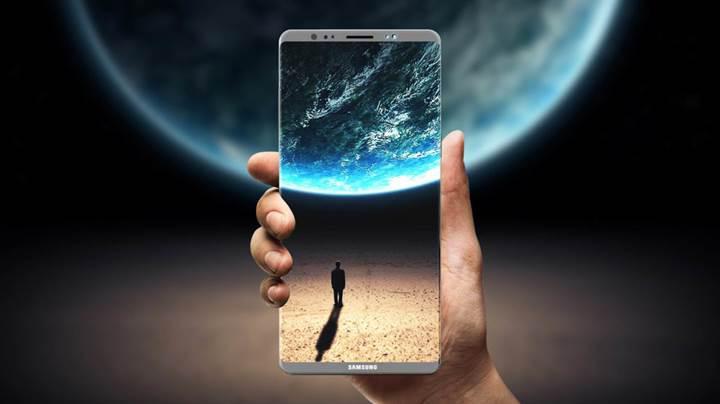 Samsung Galaxy Note 8 projesinin kod adı Gr3eat