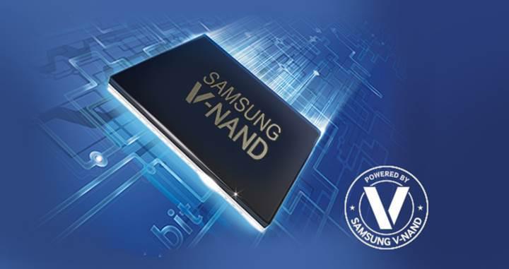 Samsung, 64 katmanlı NAND bellek çalışmalarını genişletiyor