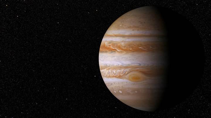Jüpiter'in, Güneş Sistemi'nin en yaşlı gezegeni olduğu bulundu