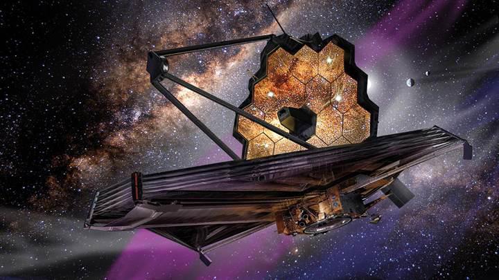 NASA'nın 8.8 milyar dolarlık dev teleskobu 2018'de uzaylı aramaya başlıyor