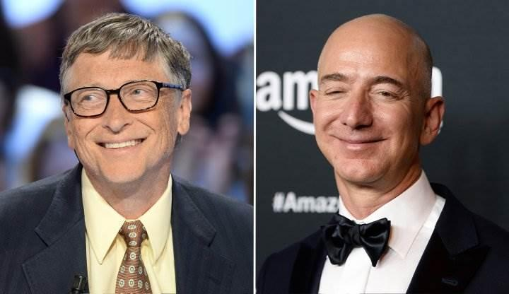 Amazon'un kurucusu Jeff Bezos dünyanın en zengin insanı olmaya çok yakın