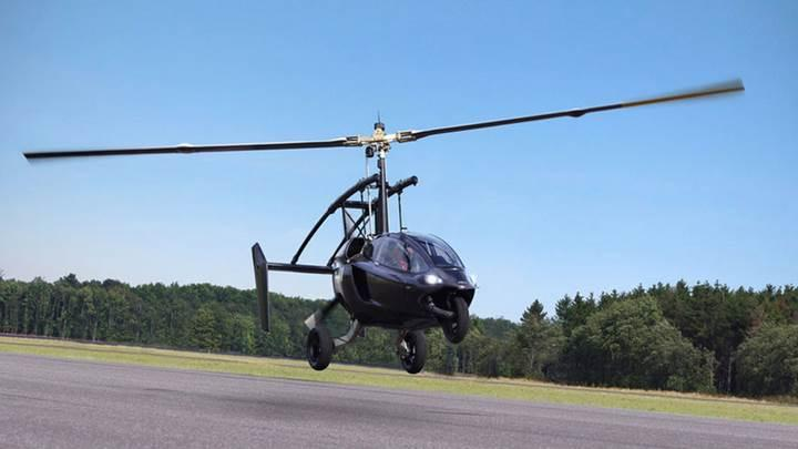 Dünyanın ilk kişisel uçan arabaları 2018'de müşterileriyle buluşuyor