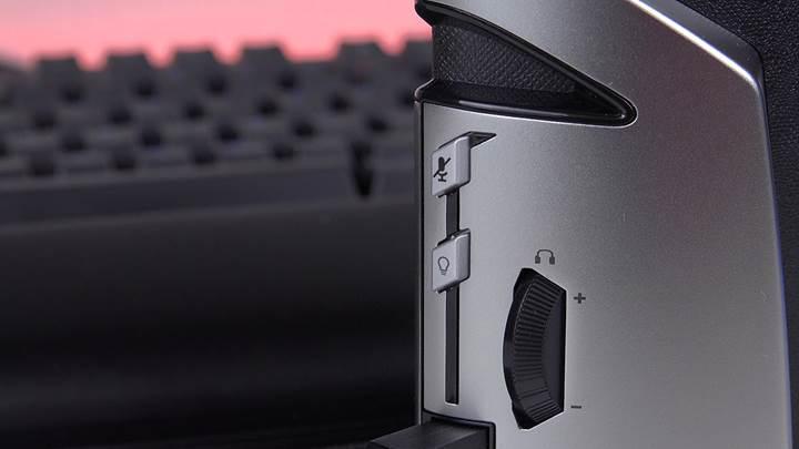 Oyuncuya özel mikrofon 'ASUS ROG Strix Magnus' inceleme