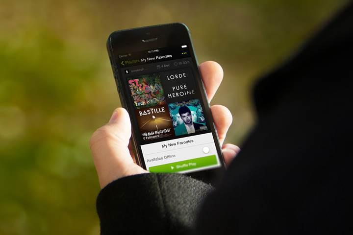 Spotify'dan yeni bir reklam hamlesi