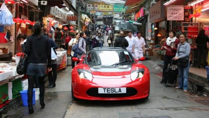 Tesla'nın yeni fabrikası Çin'de açılabilir
