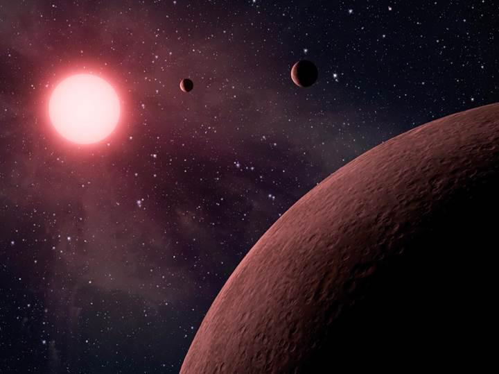 NASA'da keşifler bitmiyor: İşte 10 yeni Dünya benzeri gezegen