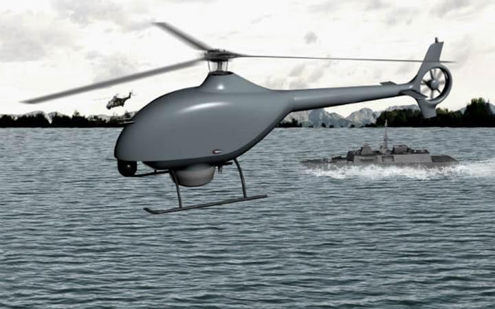 Airbus otonom helikopterini tanıttı