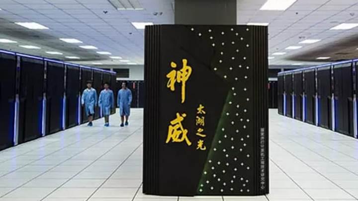 En iyi süper bilgisayarlar Çinlilere ait