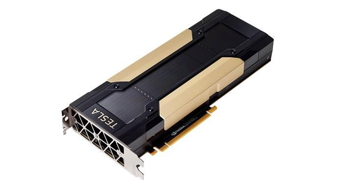 PCIe tabanlı Tesla V100 hızlandırıcısı duyuruldu