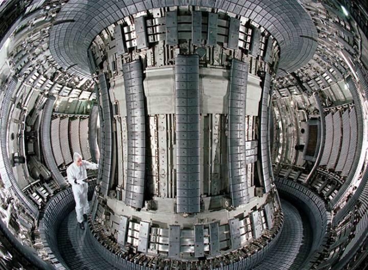 Nükleer füzyona doğru adım adım