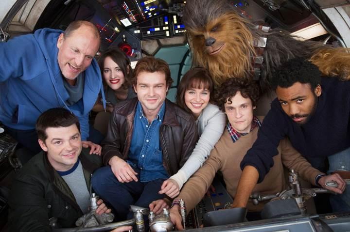 Han Solo filmini Ron Howard tamamlayacak