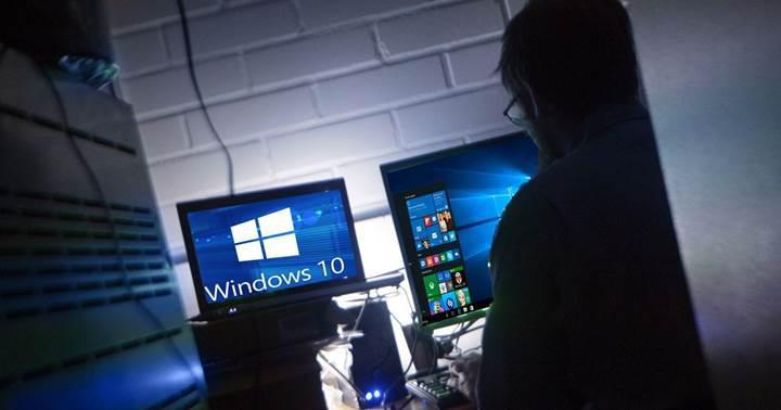Microsoft'a büyük şok: Windows 10'un kaynak kodları sızdırıldı