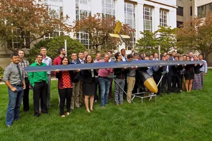 MIT'nin benzinle çalışan drone'u 5 gün havada kalabiliyor