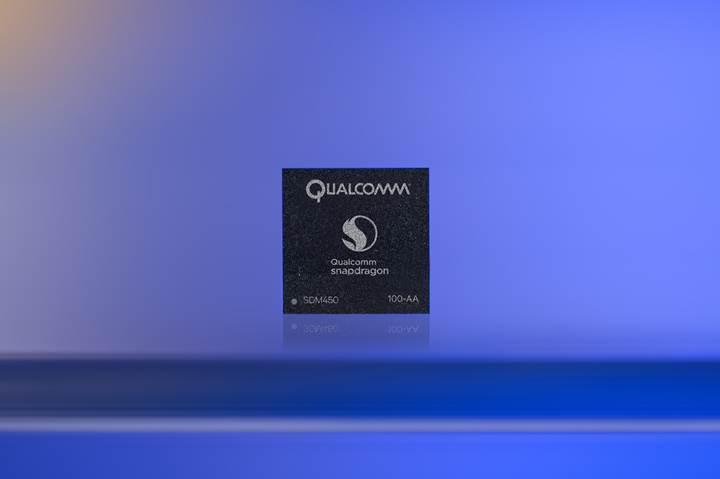 Qualcomm'dan enerji verimliliği odaklı Snapdragon 450