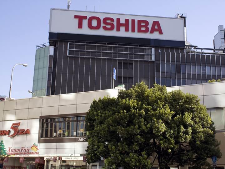 Toshiba'dan WD'ye dava!