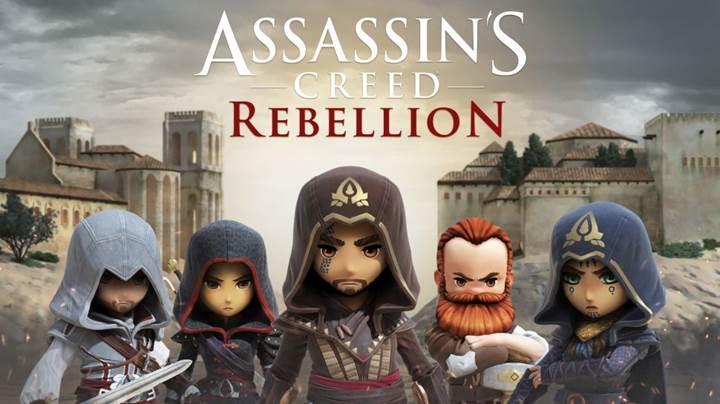 Ubisoft yeni Assassin's Creed mobil oyununu duyurdu